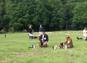 Dame Blanche met Naut Horsten en Emilion met Marion Maas